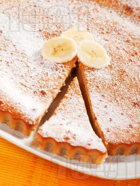 Бананов сладкиш - снимка на рецептата